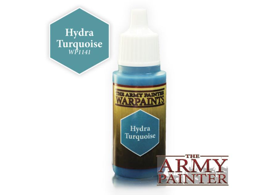 Warpaint - Hydra Turquoise