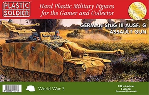 GERMAN STUG 111 AUSF G  1/72
