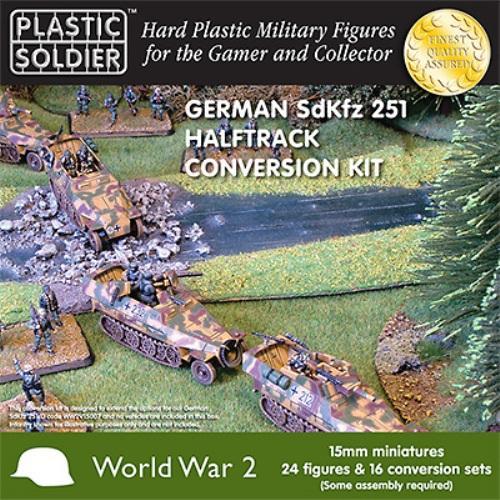 15mm SDKFZ 251/D CONVERS KIT