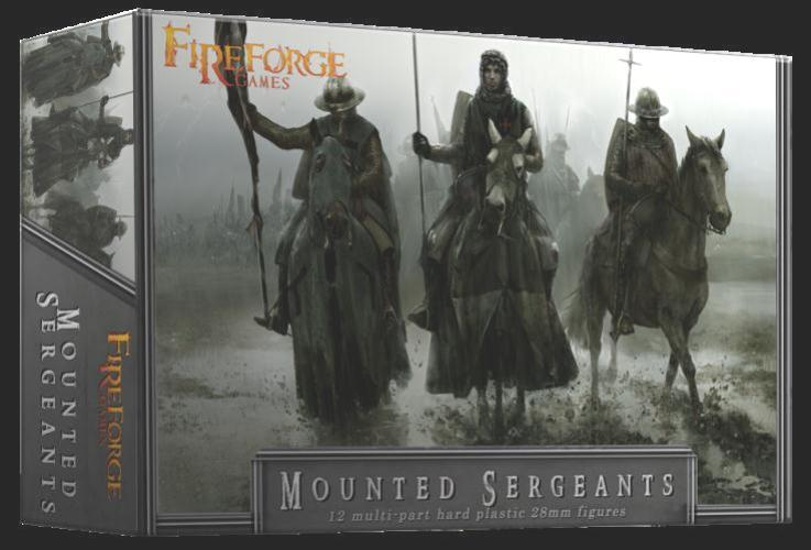 MOUNTED SEARGEANTS CAVALRY