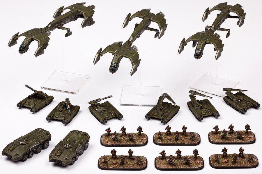 UCM starter army