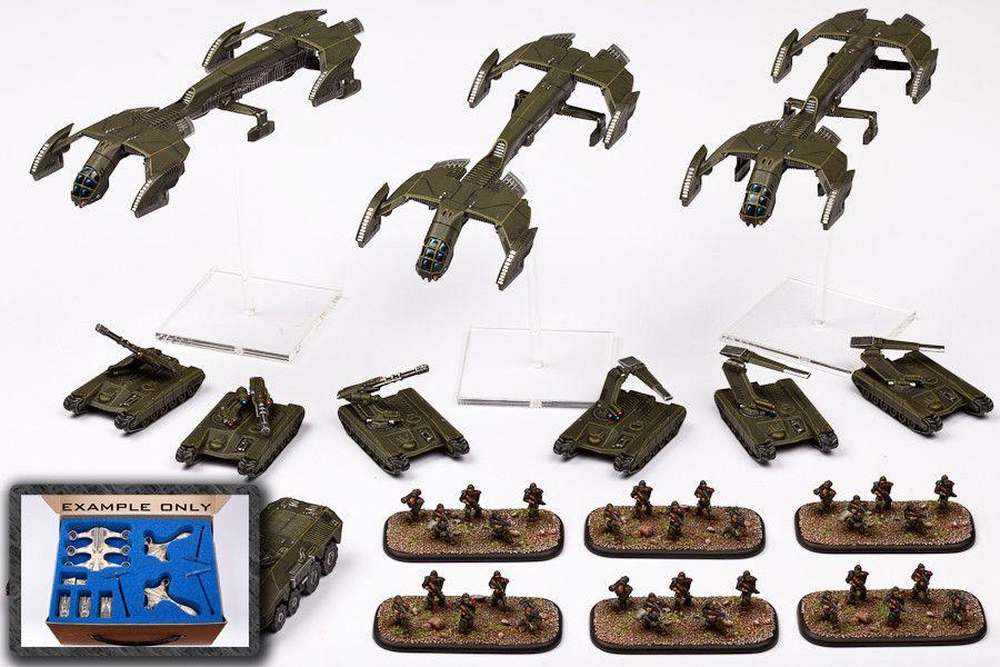 UCM Premium Starter Army