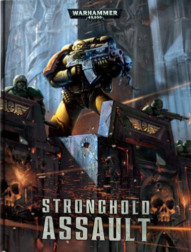 Codex: Stronghold Assault (English)