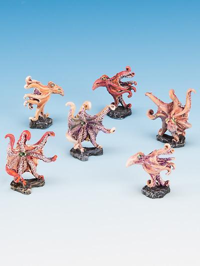 Zombie Octopuses (6)