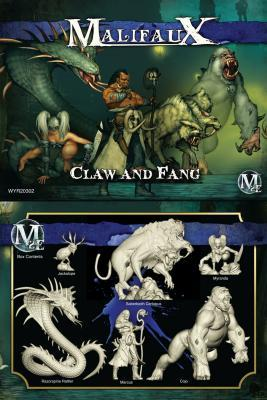 Marcus Crew Box - Claw and Fang