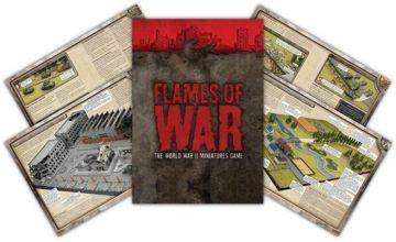 Flames of War V3 mini rulebook