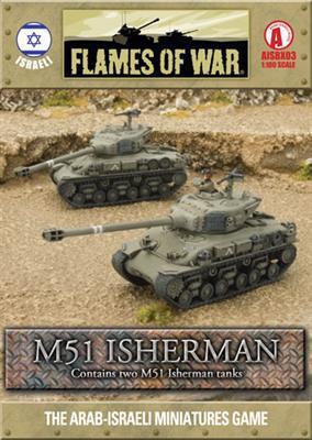 M51 Isherman (2 tanks)