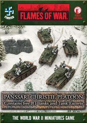 Panssari Christie Platoon