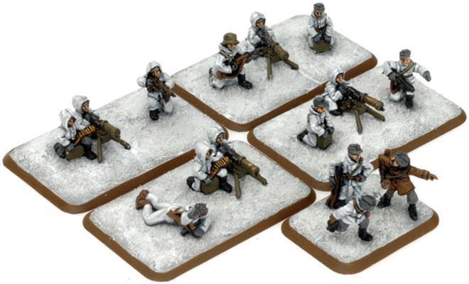 Jaakari HMG Platoon (winter)