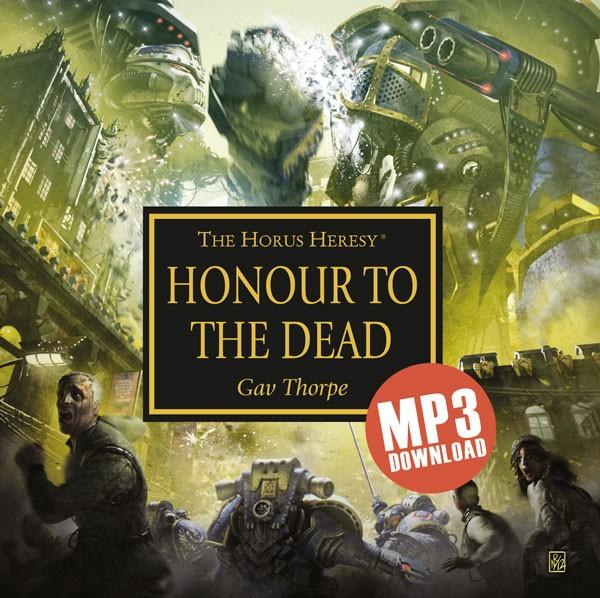 Honour To The Dead (audiobook)