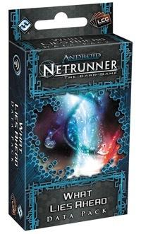 Android Netrunner: What Lies Ahead Data Pack