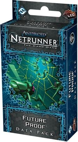 Android Netrunner: Future Proof Data Pack