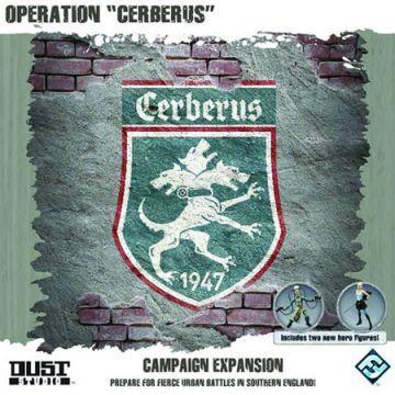 Dust Tactics: Operation Cereberus