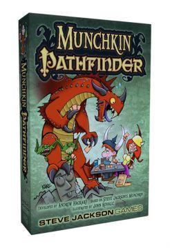 Munchkin Pathfinder Card Game