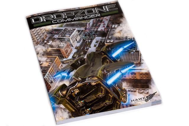 Dropzone Commander Core Rulebook