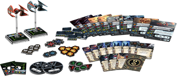 Star Wars X-Wing: Imperial Aces Expansion