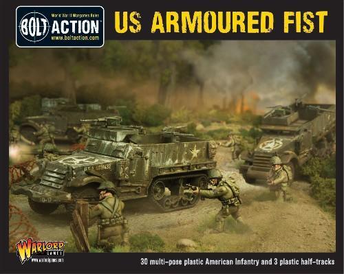 Armoured Fist (3 x Halftracks & 30 Infantry)