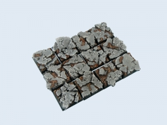 Ruins Bases, 25x25mm (5)