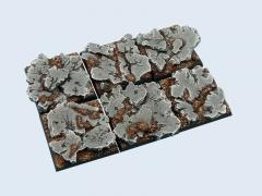 Ruins Bases, 40x40mm (2)