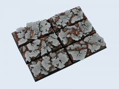 Ruins Bases, Cavalry 25x50mm (4)