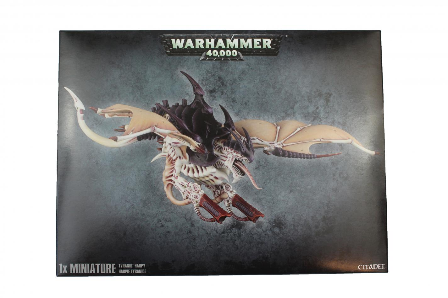 Tyranid Harpy / Hive Crone