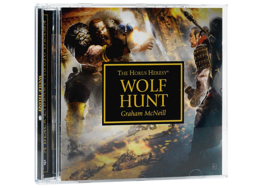 Horus Heresy: Wolf Hunt (audiobook)