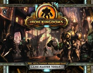 IK Game Master Toolkit