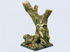 Forest Bases, Flying 40x40mm #1 (1)