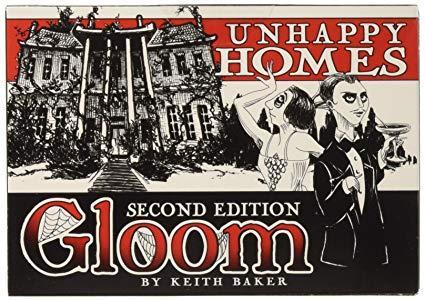 Gloom! Unhappy Homes