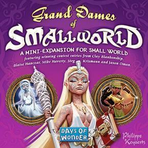 Grand Dames of Small World