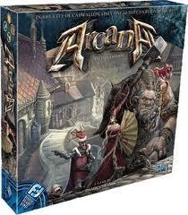 Arcana Revised Edition