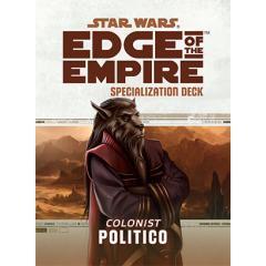 Politico Specialization Deck: Edge of the Empire