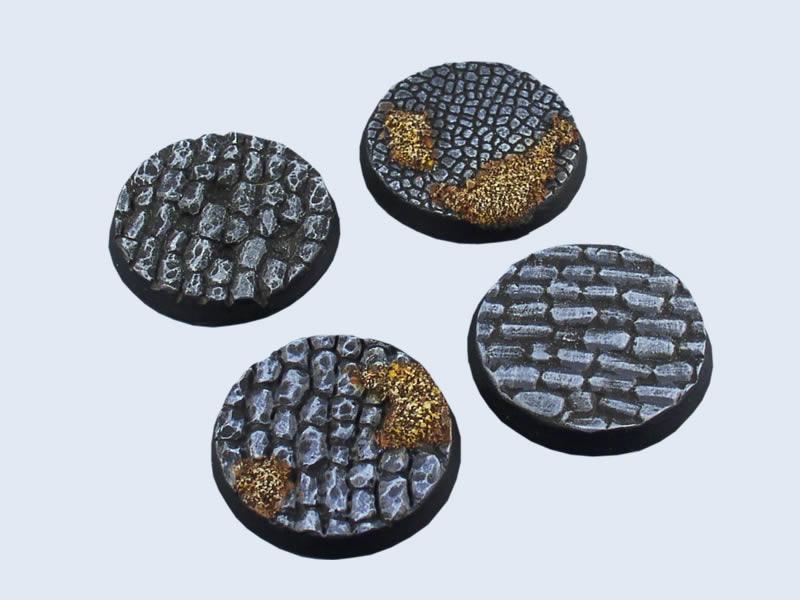 Cobblestone Bases, Round 40mm (2)