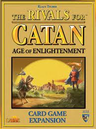 Rivals of Catan: Age of Enlightenment Expansion