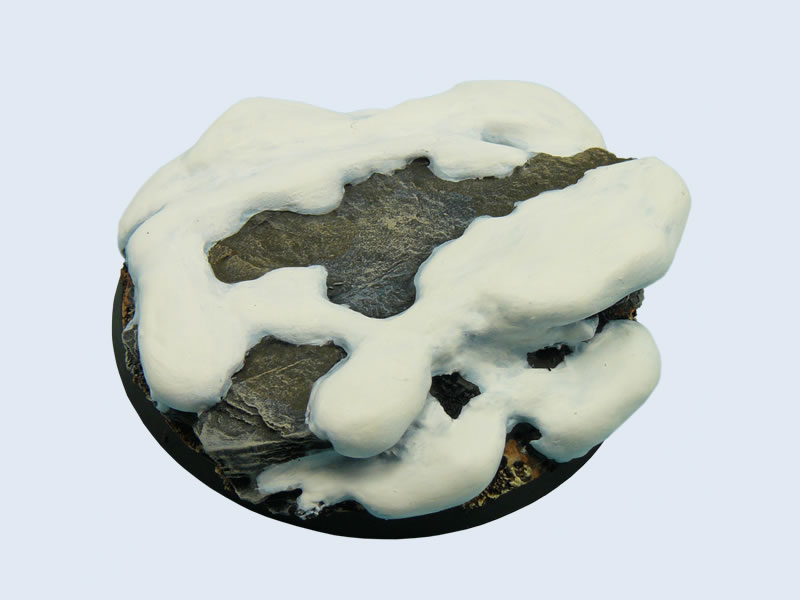 Winter Shale Bases, Round 60mm #1 (1)