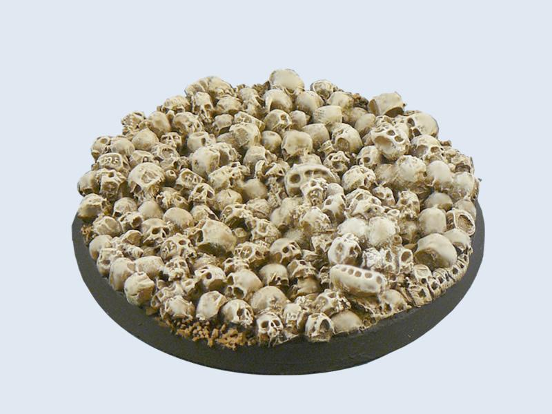 Skulls Bases, Round 60mm (1)
