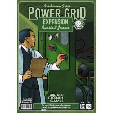 Power grid: Japan / Russia