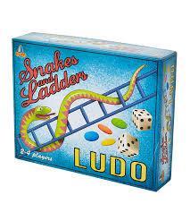 Snakes & Ladders / Ludo RETRO