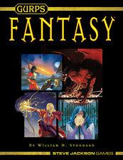 GURPS Fantasy 4th Edition Softcover