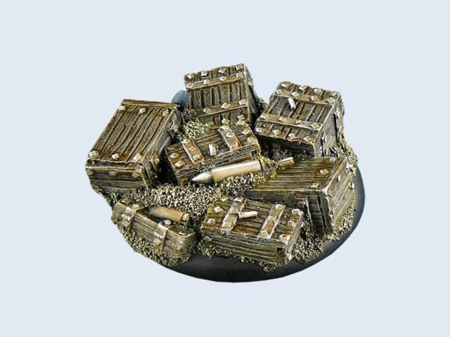 Trench Bases, WRound 50mm #2 (1)