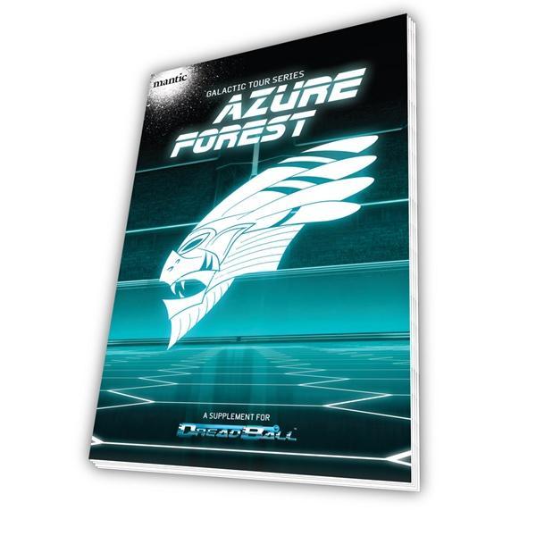 Azure Forest League Set