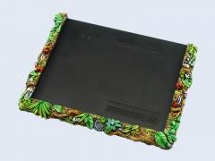 Movement Tray Jungle 5x4 20x20mm