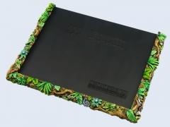Movement Tray Jungle 5x2 25x50mm