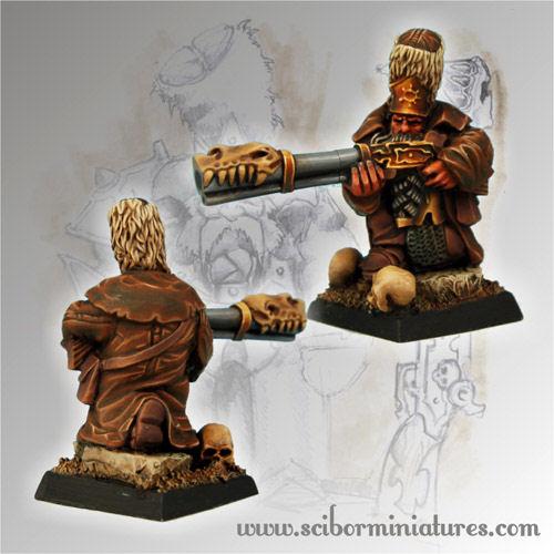 Strielec Kneeling # 3