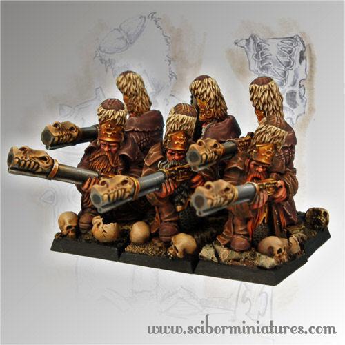 Strielecs set of 6 miniatures (6)
