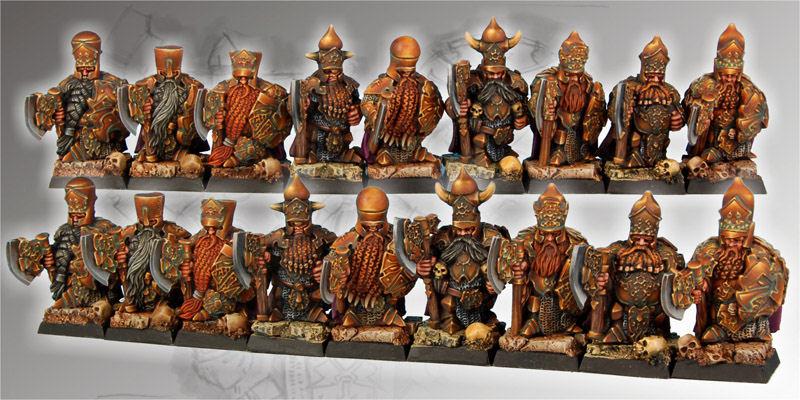 Boyars set of 9 miniatures (9)
