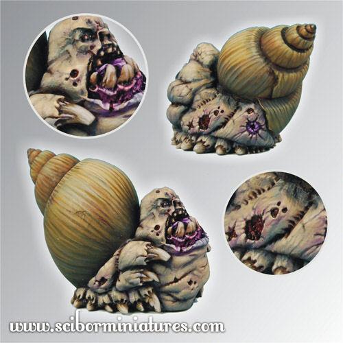 Chaos Snail #2