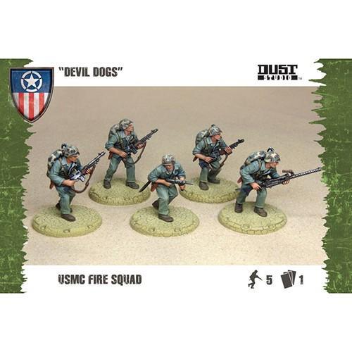 USMC FIRE SQUAD DEVIL DOGS (Allies)