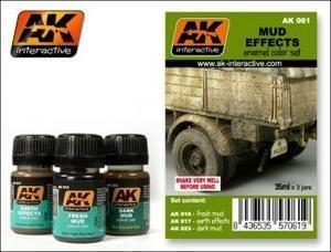 AK Interactive - Mud Set