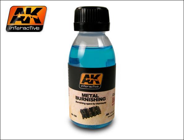 AK Interactive - Metal Burnishing Fluid
